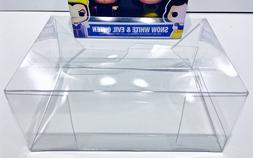 1 Box Protector For Funko Pop! MINIS! Only Fits Mini 2 packs