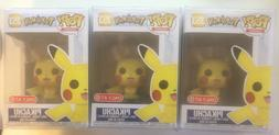 Funko Pop! Games Pikachu Pokemon Nintendo Exclusive In Hand