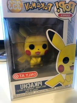 Funko Pop! Games Pokemon PIKACHU #353- IN HAND *Comes with