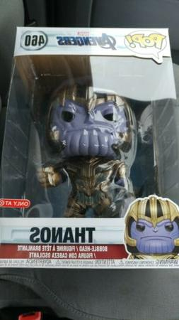 10 Inch Funko Pop Avengers End Game 460 THANOS Target Exclus