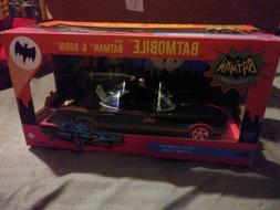 Funko 1966 batmobile w/ poseable Batman and Robin