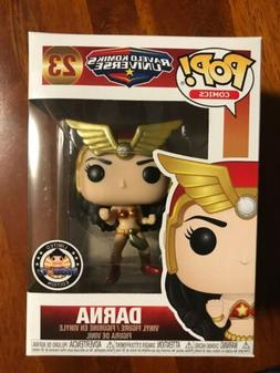 2019 Funko Pop DARNA 23 Philippines VINYL MIB FUN CON Big Bo