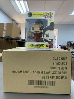 Funko 39181 Pop Rocks Post Malone Vinyl Figure w/ Protector