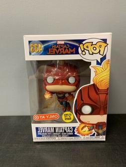 🔥#433 Funko Pop! Marvel - Captain Marvel Target Exclusive