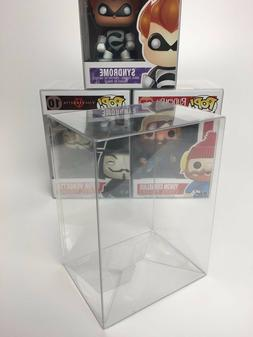 "50 FUNKO POP! PROTECTORS FOR 4"" VINYLS - ACID-FREE, CRYSTAL"