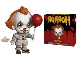 "FUNKO 5 STAR HORROR PENNYWISE 3"" VINYL FIGURE W/ ACCESSORIES"