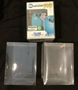 "X FUNKO POP! PROTECTORS FOR 4"" VINYLS - Acid Free,Crystal c"