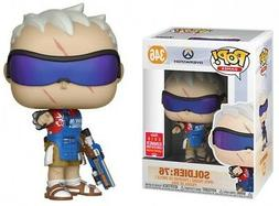 Blizzard Overwatch Funko POP! Games Soldier: 76 Exclusive Vi