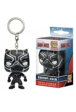 Captain America: Civil War Black Panther Pocket Pop! Key Cha