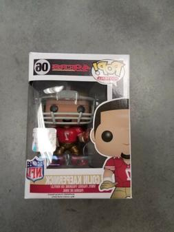 Colin Kaepernick Funko POP NFL # 06 49ers Action Figure NEW