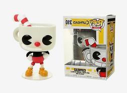 Cuphead Video Game Funko Pop Vinyl Figure Toy Red