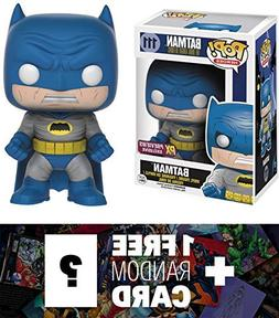 DC Universe: Batman Batman - Blue : Funko POP! x The Dark Kn