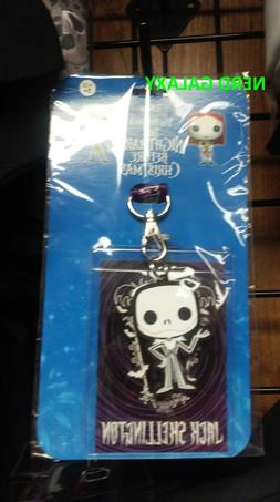 DISNEY Nightmare Before Christmas JACK Funko POP LICENSED La