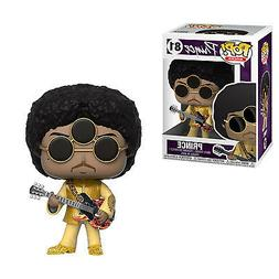 FUNKO Pop Rocks PRINCE 3rd Eye Art Official Age #81 4in Viny