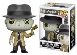 Fallout 4 Funko POP! Games Nick Valentine Vinyl Figure #162