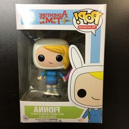 Funko POP Adventure Time Fionna Vaulted MINT BOX