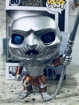 Funko POP! Game of Thrones Custom Chase Metallic White Walke