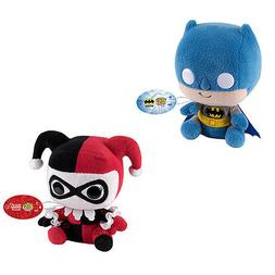 Funko POP! Plush - DC Comics - SET OF 2  New Stuffed Toys