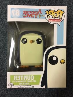 Funko Pop Adventure Time Gunter #87 Mint Condition