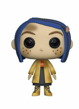 Funko Pop! Animation | Coraline | Coraline Doll | Vinyl Figu