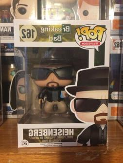 Funko Pop! Breaking Bad Heisenberg #162 -VAULTED-