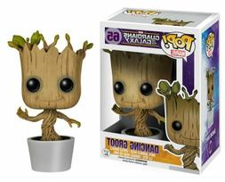 Funko Pop! Dancing Groot Guardians Of The Galaxy Vinyl Figur