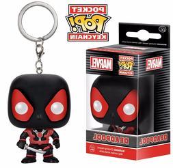 Funko Pop! Deadpool Black Suit Marvel Comics Vinyl Figure Po