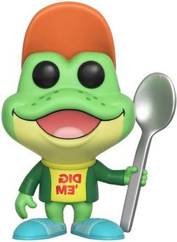 Funko Pop! Dig Em' Frog Honey Smacks Ad Icons Kellogg's Cere