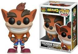 Funko Pop Games: Crash Bandicoot - Crash Bandicoot Vinyl Fig