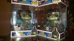 Funko Pop Hulk 10 inch Thor Ragnarok Avengers **Broken Hamme