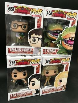 Funko Pop Movies: Little Shop of Horrors 33090.93.94.95 Set