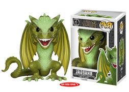 GAME OF THRONES - RHAEGAL - SUPER SIZED FUNKO POP - BRAND NE