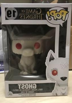 Game Of Thrones Funko Pop Ghost -  White Nose non chase
