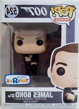 "JAMES BOND from DR. NO 007 Pop Movies 4"" inch Vinyl Figure #"