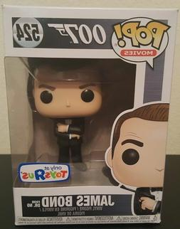 JAMES BOND from DR. NO 007 Pop Movies Vinyl Figure #524 Toys