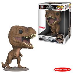 "Jurassic World 2 Tyrannosaurus 10"" Exclusive Pop! Vinyl Figu"