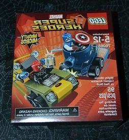 LEGO Marvel Super Heroes Mighty Micros: Captain America vs R