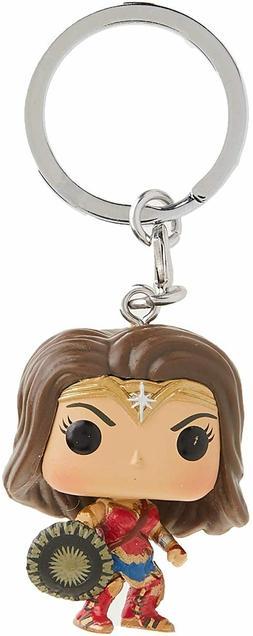 Pop Categories Keychain DC Wonder Woman Movie Action Figure