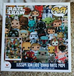 Star Wars Pop Collage Puzzle