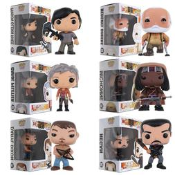 Action figure Funko POP The Walking Dead Vinyl Figures New C