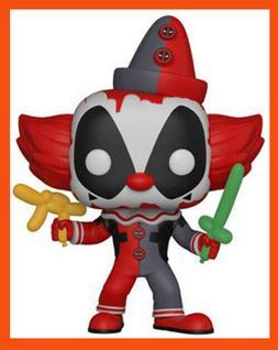 Action Toy Figure Funko POP! Marvel Deadpool Playtime- Deadp