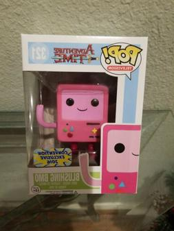 Adventure Time Funko POP TV Blushing BMO Convention Exclusiv