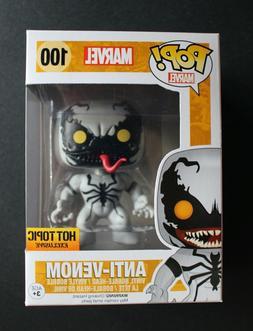 Anti-Venom #100 Funko Pop! Marvel Hot Topic Exclusive Vinyl