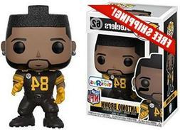 Antonio Brown Pittsburgh Steelers Football Funko POP! NFL 62