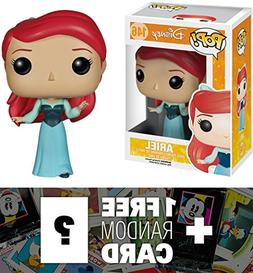Ariel : Funko POP! x Disney The Little Mermaid Vinyl Figure