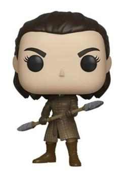 ARYA WITH SPEAR - Funko Pop! Game Of Thrones  Pre-Order