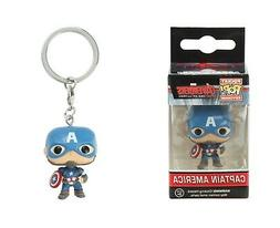 Avengers Age Of Ultron Pocket POP Captain America Vinyl Figu