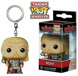 Avengers Age Of Ultron Pocket POP Thor Vinyl Figure Keychain