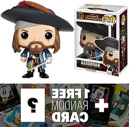 Barbossa: Funko POP! x Disney Pirates of the Caribbean Vinyl