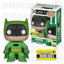 batman green rainbow pop